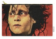 Edward Scissorhands Carry-all Pouch