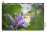 Effervescent Magnolia Carry-all Pouch