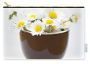 Eggcup Daisies Carry-all Pouch