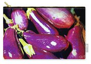 Eggplants Are Beautiful Works Of Art Carry-all Pouch
