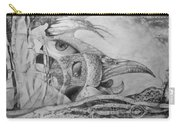 Ego-bird-fish Nesting Ground Carry-all Pouch
