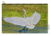 Egret Full Wing Span Carry-all Pouch