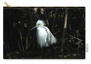 Egret Of Sanibel 2 Carry-all Pouch