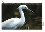 Egret Of Sanibel 4 Carry-all Pouch