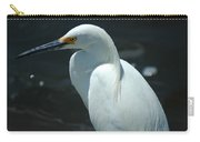 Egret Of Sanibel 6 Carry-all Pouch