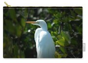Egret Of Sanibel 9 Carry-all Pouch