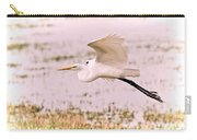 Egret Pastel Carry-all Pouch