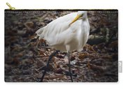 Egret Strut Carry-all Pouch