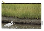 Egret's Catch Carry-all Pouch