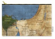 Egypt And The Holy Land Carry-all Pouch