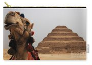 Egypt Step Pyramid Saqqara Carry-all Pouch
