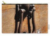 Egyptian Door Knocker Carry-all Pouch