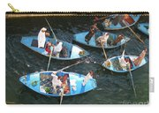 Egyptian Entrepreneurs At The Canal Locks Carry-all Pouch