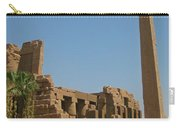 Egyptian Obelisk Carry-all Pouch