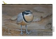 Egyptian Plover Carry-all Pouch