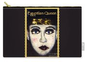 Egyptian Queen Carry-all Pouch