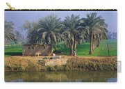 Egyptian Village Carry-all Pouch