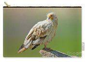 Egyptian Vulture Carry-all Pouch