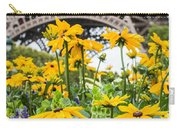 Eiffel Flower Carry-all Pouch
