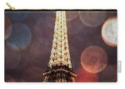 Eiffel Tower-4 Carry-all Pouch