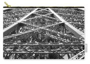 Eiffel Tower Carry-all Pouch by Andrea Anderegg