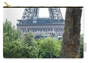 Eiffel Tower Avenue De New York Carry-all Pouch