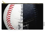 Eiffel Tower Baseball Square Carry-all Pouch