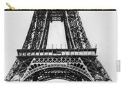 Eiffel Tower Construction Carry-all Pouch