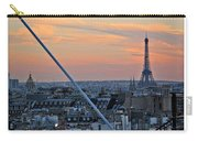 Eiffel Tower From Above Carry-all Pouch