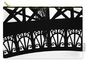 Eiffel Tower Girders Carry-all Pouch
