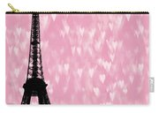 Eiffel Tower - Love In Paris Carry-all Pouch