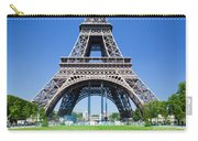 Eiffel Tower Lower Part Paris Carry-all Pouch