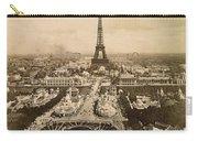 Eiffel Tower, Paris, 1900 Carry-all Pouch