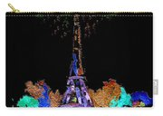 Eiffel Tower Topiary Carry-all Pouch