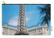 Eiffl Tower Vegas Carry-all Pouch