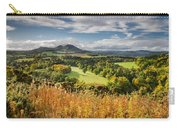 Eildon Hills In Autumn Carry-all Pouch