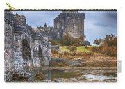 Eilean Donan Castle 3 Carry-all Pouch