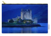 Eilean Donan Castle In Scotland Carry-all Pouch