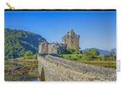 Eilean Donan Castle Walkway Carry-all Pouch