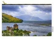 Eilean Donan Loch Duich Carry-all Pouch
