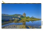 Eilean Donan Reflections Carry-all Pouch