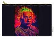Einstein - Pop Art Carry-all Pouch