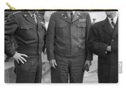 Eisenhower & Marshall 1944 Carry-all Pouch