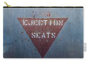 Ejection Seats Carry-all Pouch