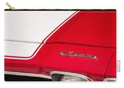 El Camino 03 Carry-all Pouch