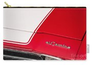 El Camino 04 Carry-all Pouch