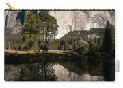 El Capitan In Yosemite 2 Carry-all Pouch
