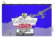El Conquistador Hotel Demolition Sign 1968 Tucson Arizona 1968-2012 Carry-all Pouch