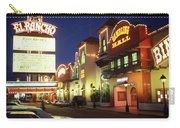El Rancho Vintage Vegas Carry-all Pouch