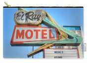 El Ray Motel Carry-all Pouch